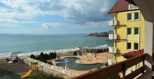 Фото: Комплекс Робинзон Бийч (Robinson Beach), Елените, Болгария, цена