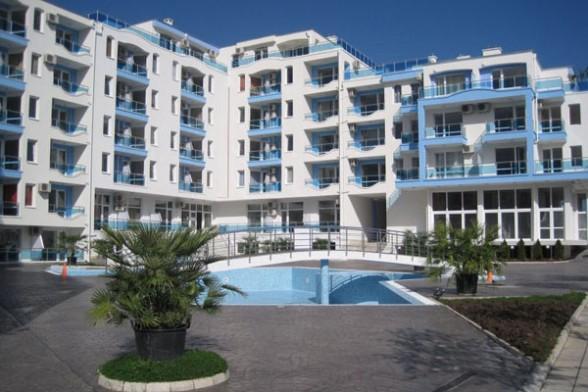Фото комплекса Одиссей, Несебр, продажа квартир, вторичная недвжимость
