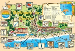 Пляж Елените: фото и инфраструктура