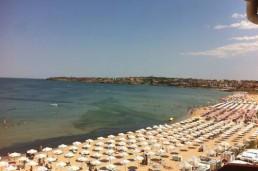 Созополь: пляж Хармани, фото