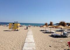 Фото пляжа Нестинарка в Царево